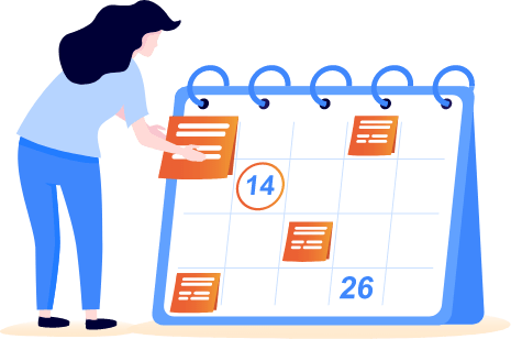 Organize, delegate and manage your team